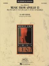 James Horner - Music from Apollo 13 - Partition - di-arezzo.fr