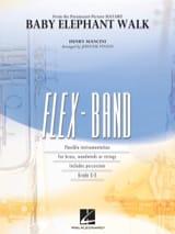 Baby elephant walk - Flex band Henry Mancini laflutedepan.com