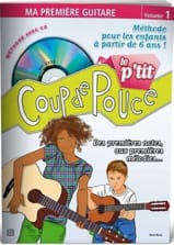 COUP DE POUCE - The P'tit Coup de Pouce Guitar - Sheet Music - di-arezzo.co.uk