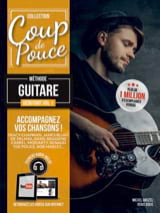 COUP DE POUCE - Beginner Guitar Method Volume 1 - Sheet Music - di-arezzo.com