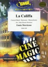 La Califfa Ennio Morricone Partition ENSEMBLES - laflutedepan.com