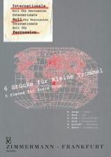 - 6 Stücke für Kleine Trommel - Partition - di-arezzo.fr