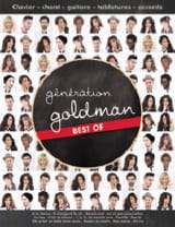 Jean-Jacques Goldman - Génération Goldman - Best of - Partition - di-arezzo.fr
