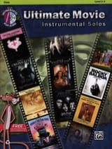 Ultimate movie - Instrumental solos Partition laflutedepan.com