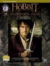 Howard Shore - Le Hobbit: Un voyage inattendu - Instrumental solos - Partition - di-arezzo.fr