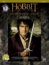 Howard Shore - The Hobbit: An Unexpected Journey - Instrumental Solo - Partitura - di-arezzo.it