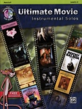 Ultimate movie - Instrumental solos Partition Cor - laflutedepan