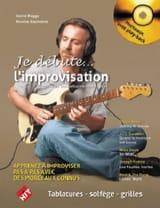 Je débute l'improvisation laflutedepan.com