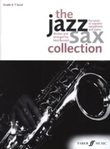 Ned Bennett - The jazz sax collection - Partition - di-arezzo.fr