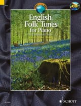 English folk tunes for piano Traditionnel Partition laflutedepan.com