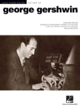 George Gershwin - Jazz piano solos volume 26 - George Gershwin - Partition - di-arezzo.fr