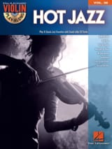 Violin play-along volume 36 - Hot jazz - laflutedepan.com