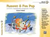 Famous & fun pop volume 1 Partition laflutedepan.com