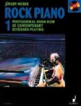 Rock piano 1 Jürgen Moser Partition laflutedepan.com