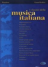 I classici della musica Italiana Partition laflutedepan.com