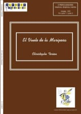 Christophe Torion - El vuelo de la mariposa - Partition - di-arezzo.fr