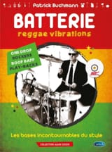 Patrick Buchmann - Batterie - Reggae vibrations mp3 - Partition - di-arezzo.fr