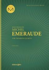 Jean-François Michel - Emeraude - Partition - di-arezzo.fr