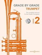 Grade by grade - Trumpet grade 2 Partition laflutedepan.com