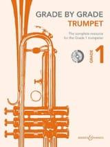 Grade by grade - Trumpet grade 1 Partition laflutedepan.com