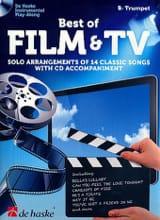 Best of film & TV Partition Trompette - laflutedepan.com