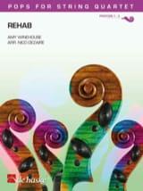 Rehab Amy Winehouse Partition Quatuors - laflutedepan.com