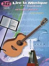 David Oakes - Lire la musique à la guitare - Partition - di-arezzo.fr