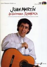 La guitarra flamenca avec 2 DVDs Juan Martin laflutedepan.com