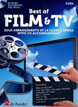 Best of film & TV Partition Violoncelle - laflutedepan.com