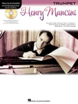 Henry Mancini - Instrumental play-along MANCINI Partition laflutedepan