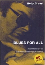 Blues for all Roby Braun Partition Piano - laflutedepan.com