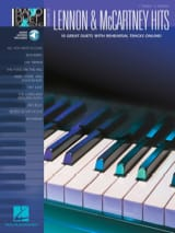 Piano Duet Play-Along Volume 39 - Lennon & McCartney hits laflutedepan.com