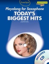 Guest spot playalong for alto saxophone - Today's biggest hits laflutedepan.com