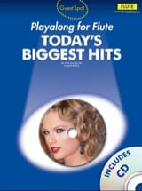 Guest spot playalong for flute - Today's biggest hits laflutedepan.com