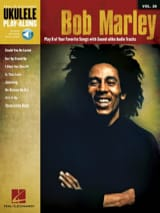 Bob Marley - Ukulele play-along volume 26 - Bob Marley - Sheet Music - di-arezzo.co.uk