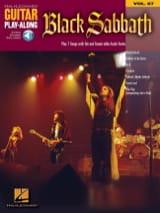 Guitar play-along volume 67 - Black Sabbath laflutedepan.com