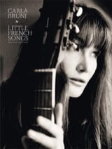 Little french songs Carla Bruni Partition laflutedepan.com