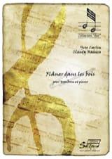 Flâner dans les bois Carlin Yves / Mahieu Claudy laflutedepan.com