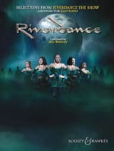Selections from Riverdance the show Bill Whelan Partition laflutedepan