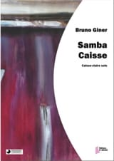 Bruno Giner - Samba cashier - Sheet Music - di-arezzo.co.uk