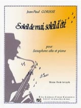 Jean-Paul Gorisse - May sun, summer sun - Sheet Music - di-arezzo.com