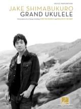 Jake Shimabukuro - Large ukulele - Sheet Music - di-arezzo.co.uk