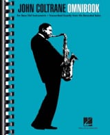 John Coltrane - Omnibook pour instrument en fa - Partition - di-arezzo.fr