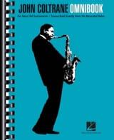 John Coltrane - Omnibook para instrumento en F - Partitura - di-arezzo.es