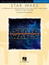 Star Wars - The Phillip Keveren series piano duet laflutedepan.com