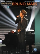 Bruno Mars - Piano play-along volume 126 - Bruno Mars - Sheet Music - di-arezzo.co.uk