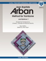 Methode pour Trombone Jean-Baptiste Arban Partition laflutedepan.com