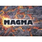 Nebojsa jovan Zivkovic - Magma - Sheet Music - di-arezzo.co.uk