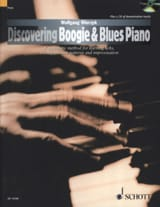 Discovering boogie & blues piano Wolfgang Wierzyk laflutedepan.com