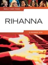 Really easy piano - Rihanna - Rihanna - Partition - laflutedepan.com